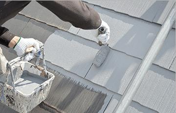 屋根塗装・張替え